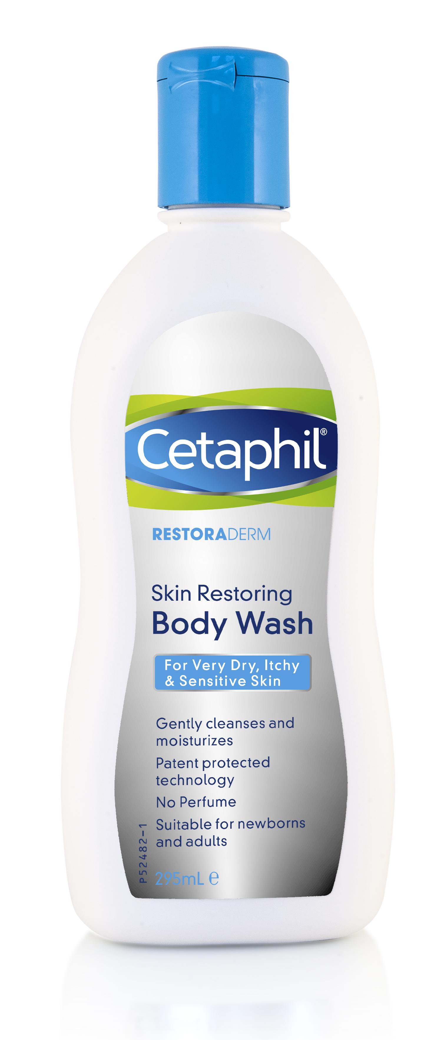 Body Wash Prissk Gir Deg Laveste Pris Cetaphil Restoraderm 295ml 295 Ml