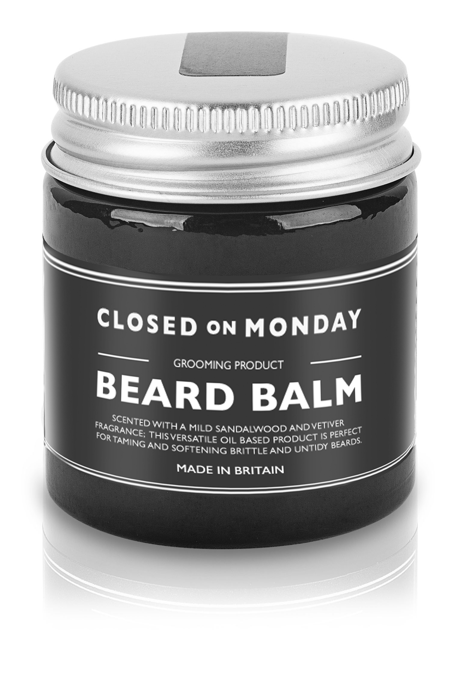 Closed On Monday Beard Balm - 30 ml