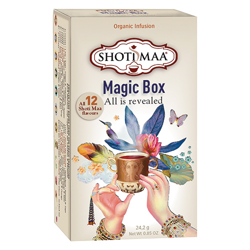 Shoti Maa Magic Box Te Ø 12 Varianter - 12 Pose