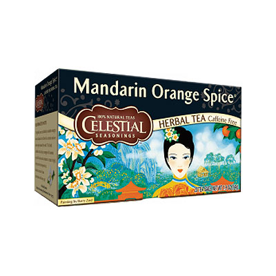 Celestial Mandarin Orange te - 20 Pose