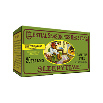 Celetial Sleepytime te - 20 Pose