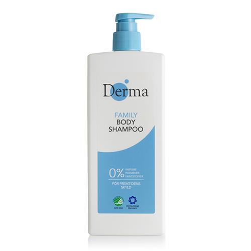Derma Family Bodyshampoo - 785 ml