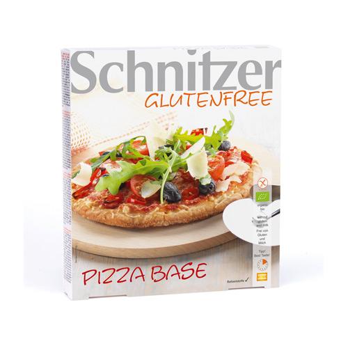 Pizzabunde glutenfri Ø - 300 G