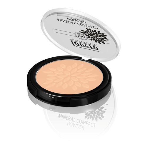 Naturlig Mineral Compact powder Honey 03 Lavera Trend - 7 G