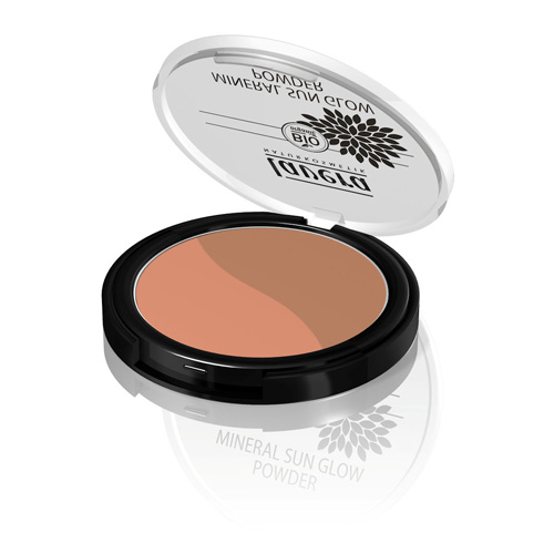 Lavera Mineral Sun glow powder Duo Sunset Kiss 02 Trend - 9 G
