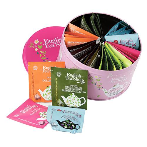 English Tea Shop Dåse te Ø Premium Collection - 1 Pake