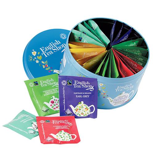 English Tea Shop Dåse te Ø Classic Tea Collection - 1 Pake