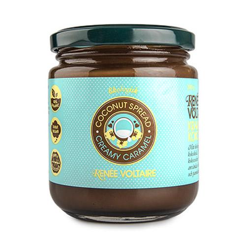 Renée Voltaire Kokos Spread Ø m. smag af cremet karamel - 300 G