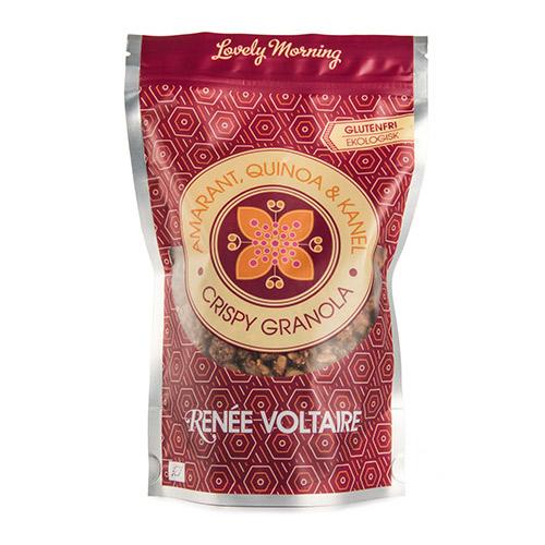 Renée Voltaire Granola Amarant Ø m. Quinoa & kanel - 300 G