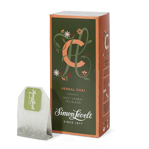 Simon Levelt Herbal Chai Te, Ø - 20 Pose