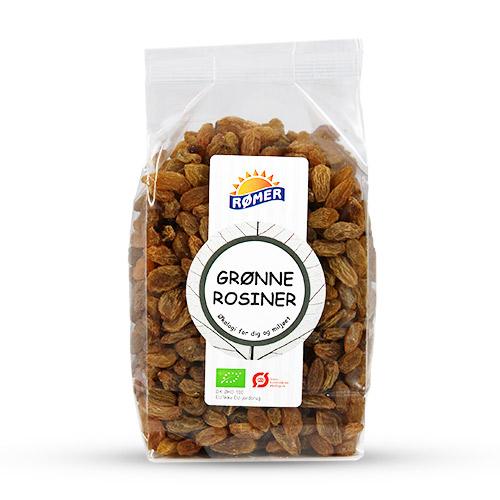 Rømer Rosiner grønne Ø - 300 G