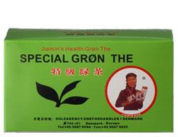 Grøn te - 20 Port