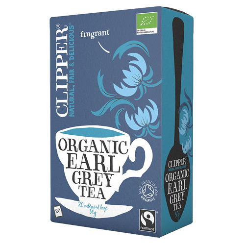 Clipper Earl Grey te Ø - 20 Pose