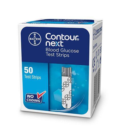 Bayer Next Test Strips - 50 St.