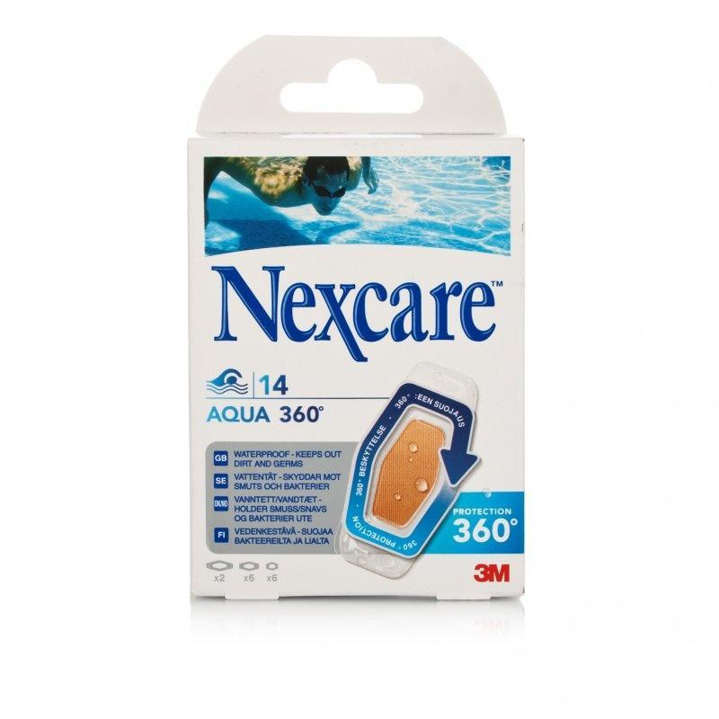 Nexcare Aqua Strips - 14 Plås